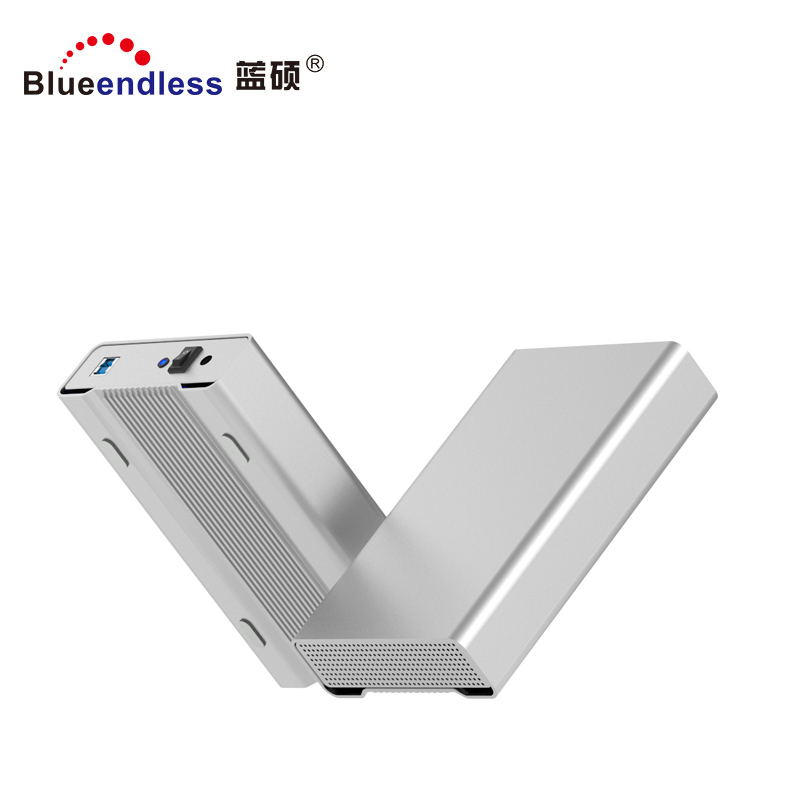 "Blueendless usb3.0 hard drive caddy 3.5 ""para sata hdd"