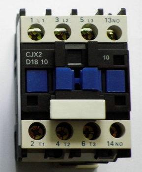 Cjx2-1810 Remote Control 4 Poles Magnetic Circuit Contactor
