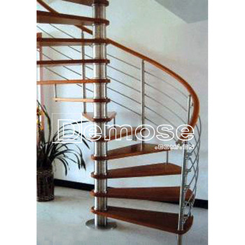 Prefabricated Exterior Stairs/prefabricated Spiral Stairs/railings For Wood  Stairs Sodimac