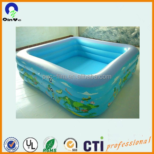 Inflatable boat pvc clear plastic sheet