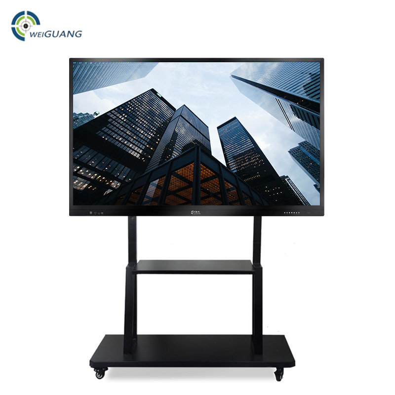 75 Inch All In One Touch Screen Pc Interactieve Whiteboard Touch Computer