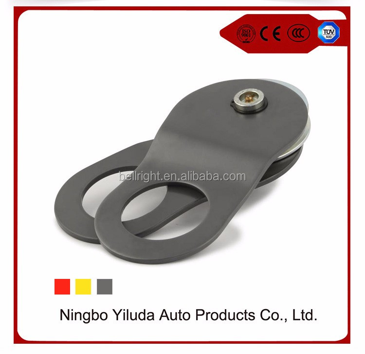 heavy-duty recovery snatch block pully