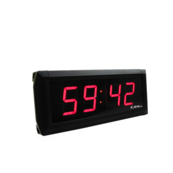 Top selling 4 digit 1.8 inch mini led digital event countdown timer
