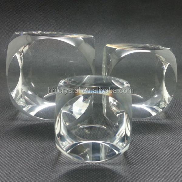 Fabrica de k9 cristal cubo de cristal en blanco para 3d - Fabricantes de cristal ...