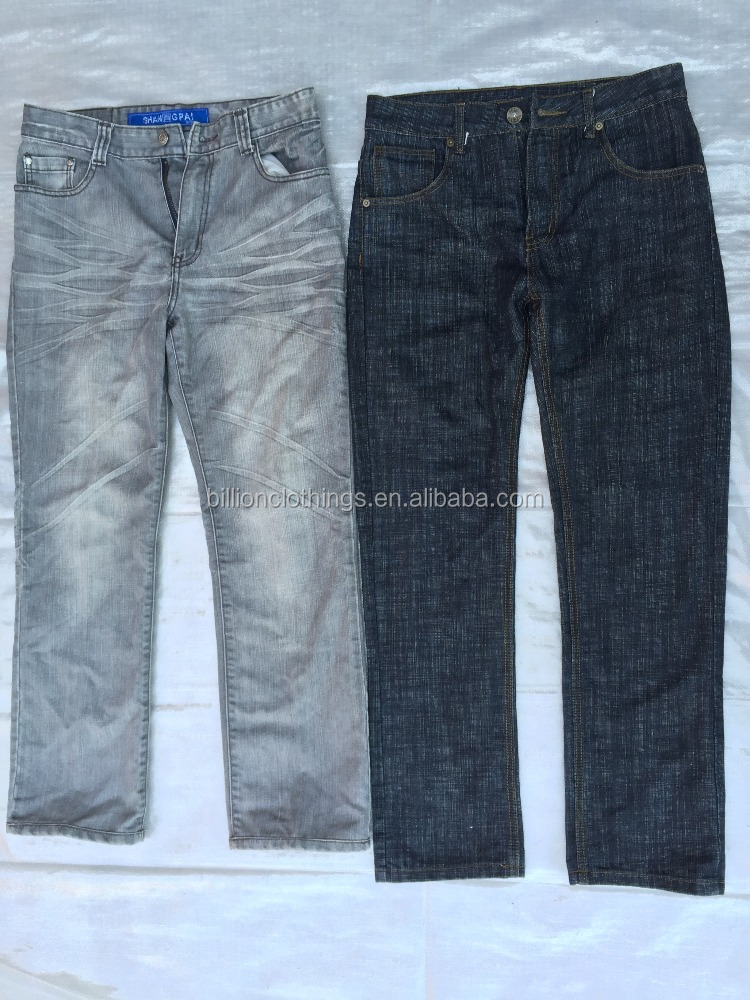 Wholesale Used Jeans, Wholesale Used Jeans Suppliers and ...