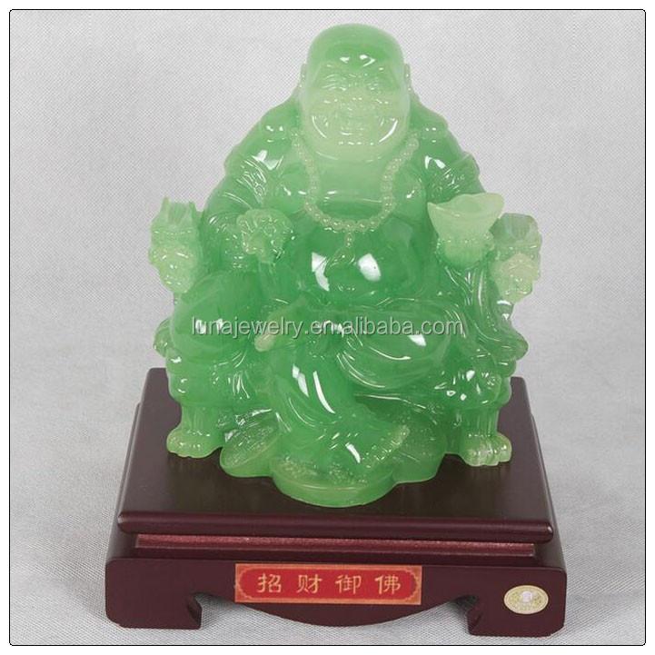 Decoration D Interieur Bouddha Statue Bouddha En Jade Vert Statue Buy Statue De Bouddha En Jade Blanc Grande Statue De Bouddha En Resine Statues De