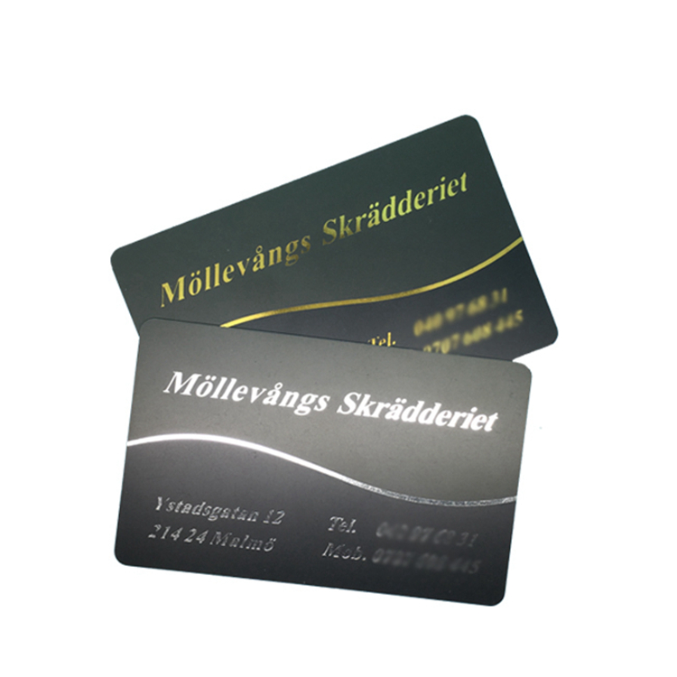 High Quality Control Cheap Embossed Plastic Business Cards Buy