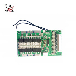 14S 48v Smart lithium Battery bms Bluetooth BMS for 58 8V E-bike Battery  with 30A Current