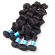 KBL 5A Grade unprocessed virgin remy human 3 bundles red brazilian hair weave,guangzhou hair factory names of human hair
