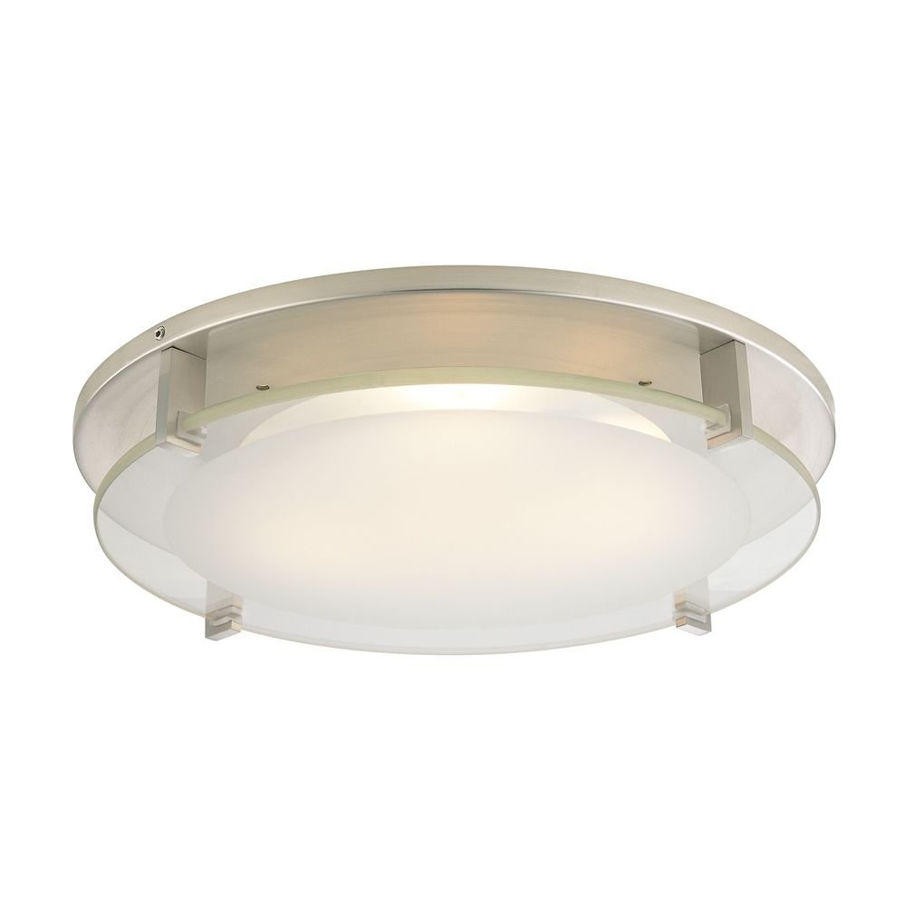 Get Quotations Recessed Ceiling Light Trim With Frosted Glass For 5 And 6 Inch Housings