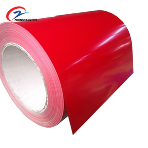 Prepainted GI Steel Coil PPGI/PPGL Color Coated Galvanized Iron Metal In Roll