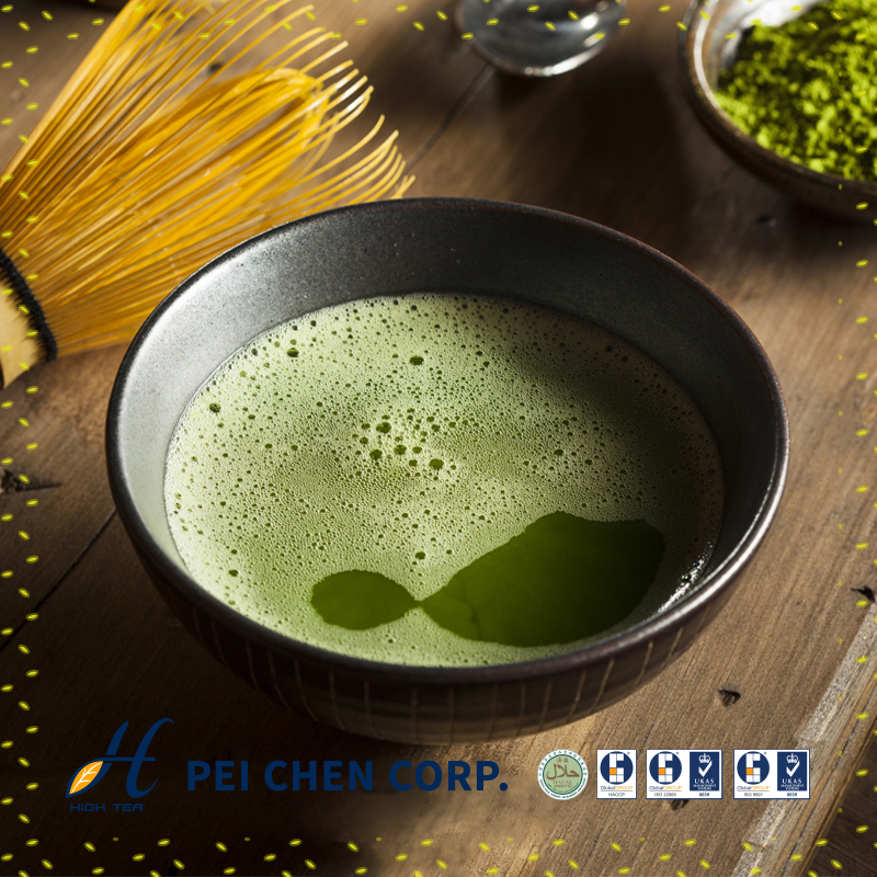 100% Matcha Powder Instant Tea Powder Use in Boba Tea