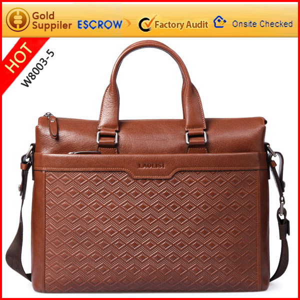 Natural man environmental trendy unisex laptop bags