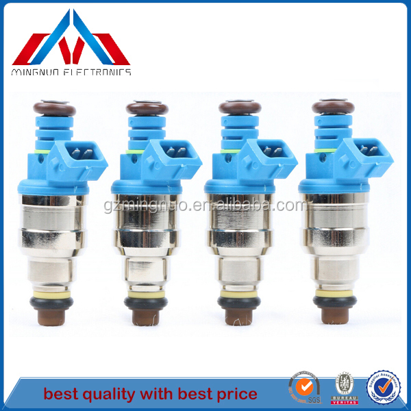 New Set of 4 1000cc EV1 Fuel Injectors For BMW E30 S14 M10 Turbo DOHC 420a TT