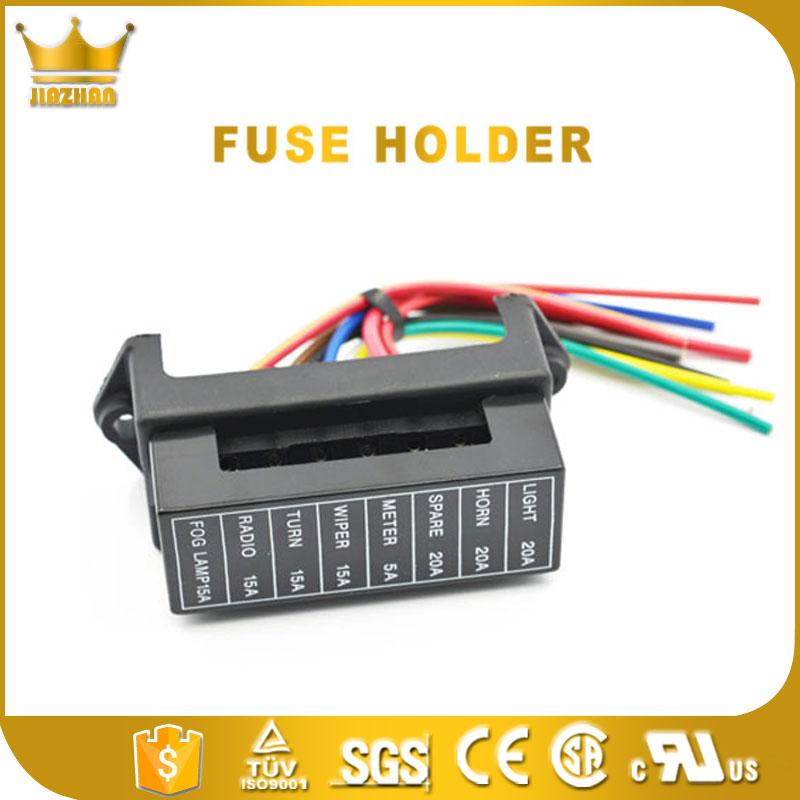 6 Way Standard Blade Fuse Box Holder 6 way standard blade fuse box holder 12v car fuse relay box buy 12v fuse box at bakdesigns.co
