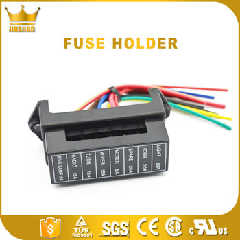 6 way standard blade fuse box holder 12v car fuse relay box buy 6 way standard blade fuse box holder 12v car fuse relay box