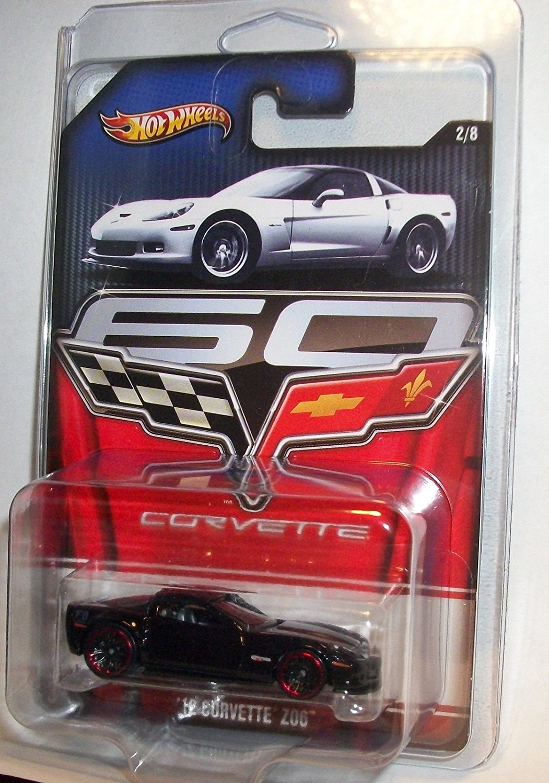 2013 Hot Wheels 60th Anniversary Corvette - '12 Corvette Z06