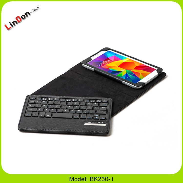 Smart Cover Case for Samsung Galaxy Cover Case with key board for samsung 7.0, hard case for galaxy