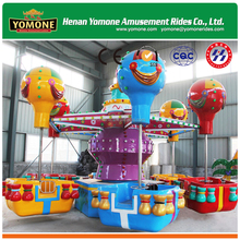 Family games indoor&outdoor amusement park rides samba ballon for sale