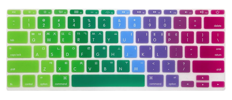 "Air 11/"" Keyboard Skin Silicone Cover for MacBook Air 11.6"