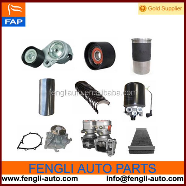 Man Truck Engine Parts