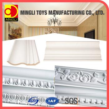 lnea de falso techo decorativo de la pufalso techo molduras para hogar y decoracion
