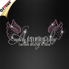 Crystal angels wholesale crystal bead hanging decoration crystal rhinestone