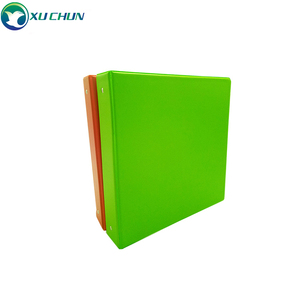 3 Ring Binder A4 Paper Size Ring Binder, Environmental Folder , Be Customized with High Quality Office Supplies