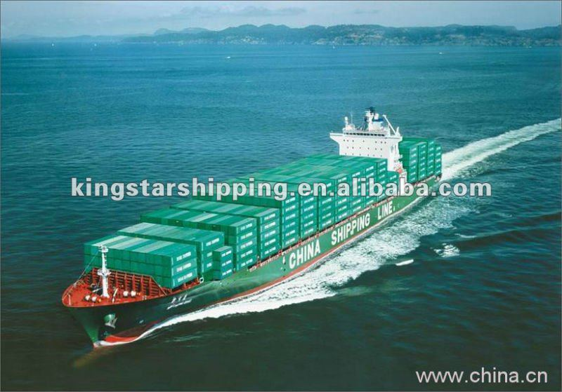 Entertainment and Stage Lighting FCL and LCL Sea freight from Shenzhen/Guangzhou/Hongkong to Genova/La Spezia/Napoli