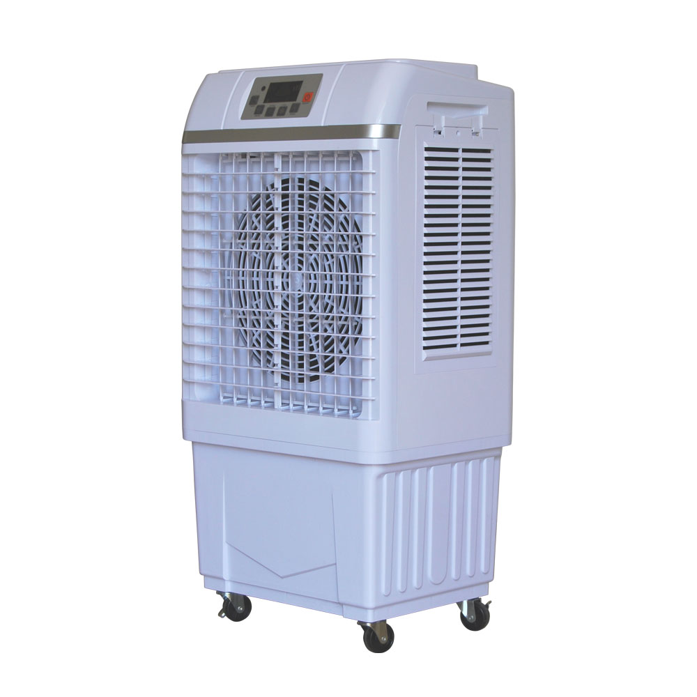 Energy-saving portable air conditioner small size mobile outdoor evaporative air cooler