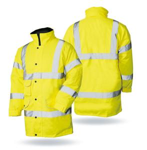 ANT5 EN20471 high quality hi-vis tape safety clothing reflective jacket for worker