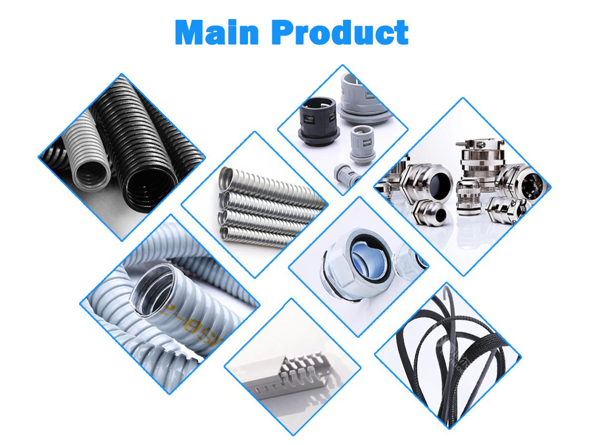 Zhejiang Leinuoer Electrical Co., Ltd. - Plastic Conduit, Plastic ...