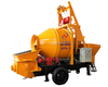 small concrete pump with mixer/concrete spraying machine/concrete grouting pump for sale