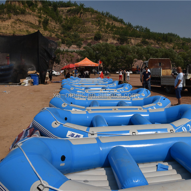 high quality inflatable rafting boat river boat for sale