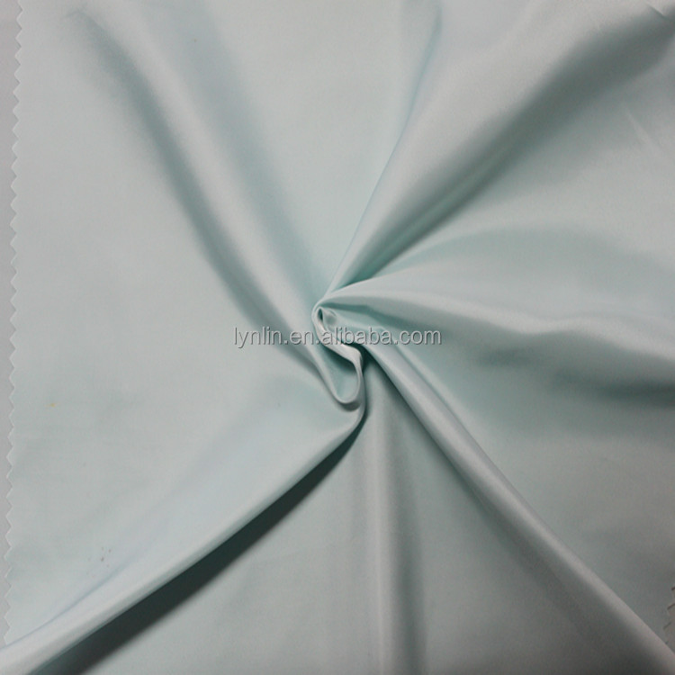 POLYESTER IMITATED MEMORY FABRIC TWILL WEAVING WEFT TWIST (JACKET FABRICS)