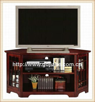 Hall Colorful Corner Tv Stand Home Furniture Tv Lcd Wooden Stand ...