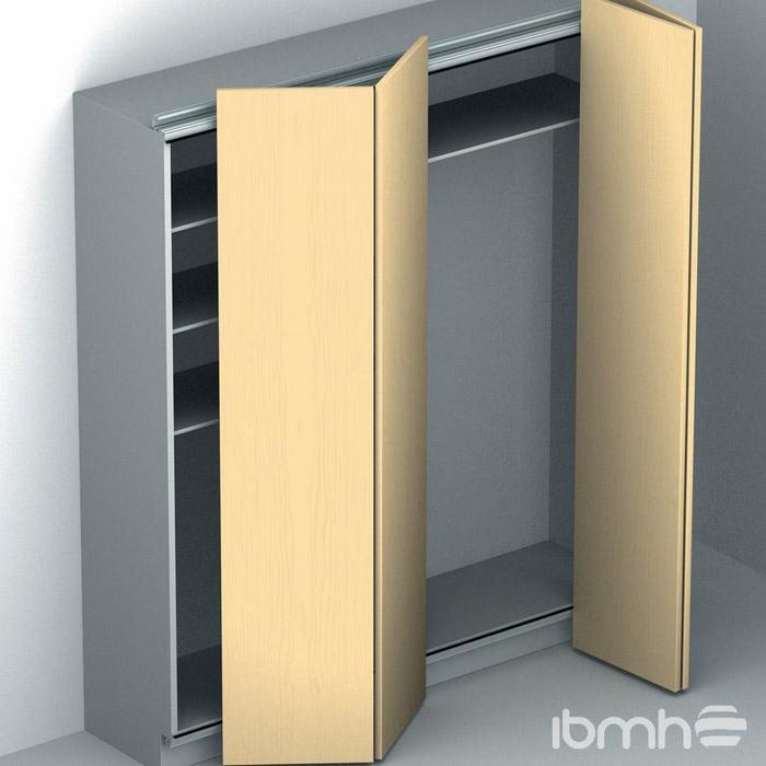Furniture folding sliding doors hardware   buy folding hardware ...