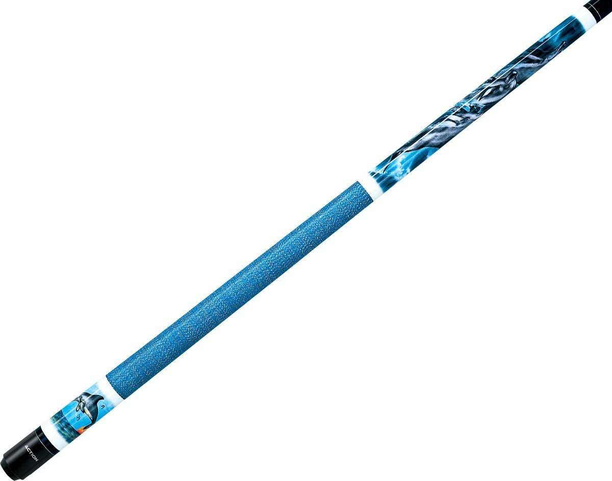 Dolphins Adventure Pool Cue Weight: 20 oz.