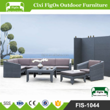 Best Choice Products 8PC Rattan Outdoor Furniture Sectional PE Wicker Rattan Sofa Set