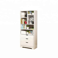 Top quality home furniture book case / book shelf / bookcase from factory