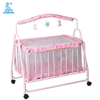854a Muebles Del Bebé Material De La Tela Y Cuna Tipo Cuna Cama Cuna ...
