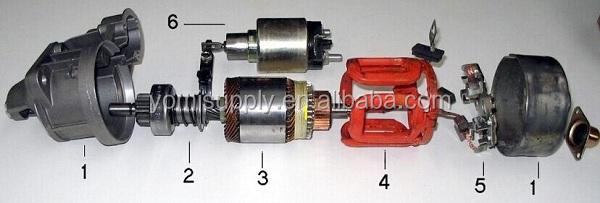 NEW STARTER 18 19 20 21 HP KOHLER 2009801-S 2009805-S 2009806-S 2009810 2009811S