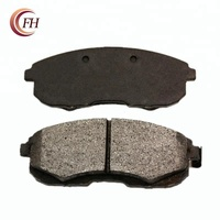 blocks pad ceramic brake pads.D815