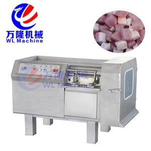 Meat dice machine/machine for beef pork cube/machine to cut frozen meat