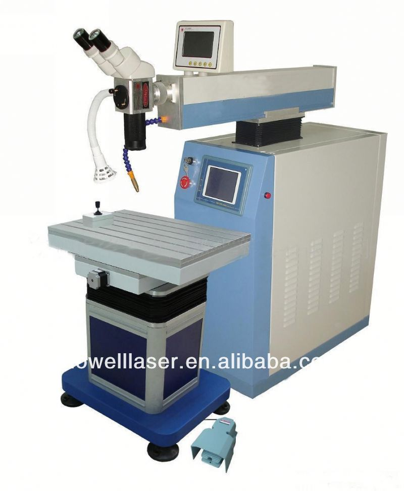DW-200A control systems welding machine