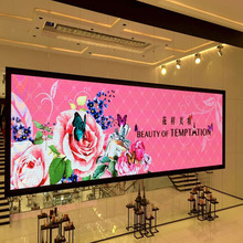 NEW products Shenzhen hot-sale HD full color great video P1.923 fixed SMD LED indoor display screen