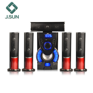 portable BT digital usb home theater active stage dj speaker