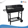 New style long burning time big bbq grill designs with best price