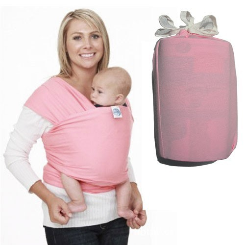 Cotton Baby wrap sling multifunctional baby carrier for baby Breathable Infant Baby strap carrier 5.2*0.45m newborn to 2T