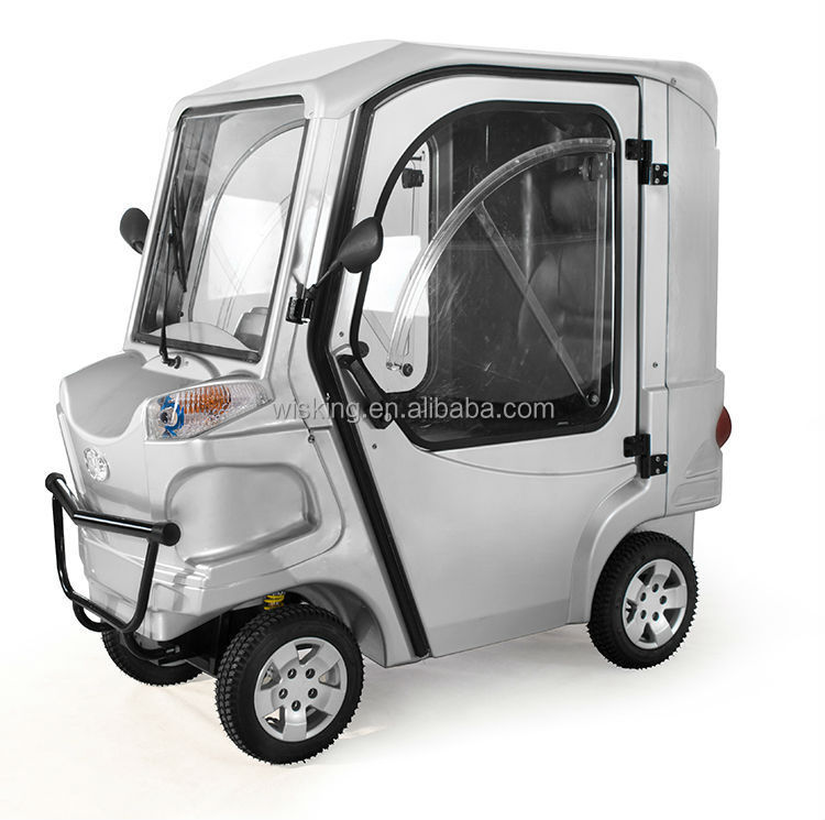 New Closed Cabin Scooter Wisking4036 Buy Closed Cabin